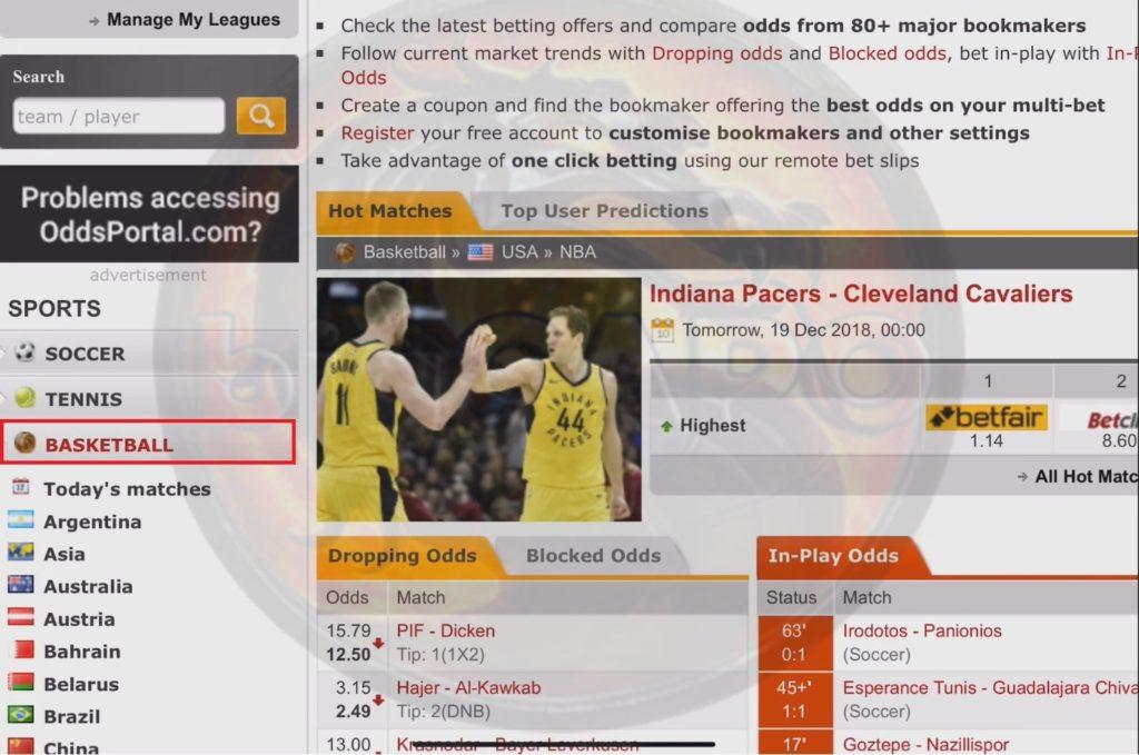 7 бросков от Хочу прогноз: лучшая стратегия на баскетбол