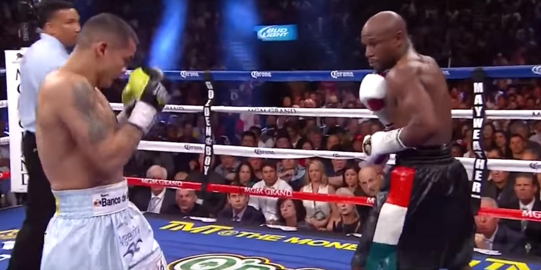 Аутфайтер в боксе