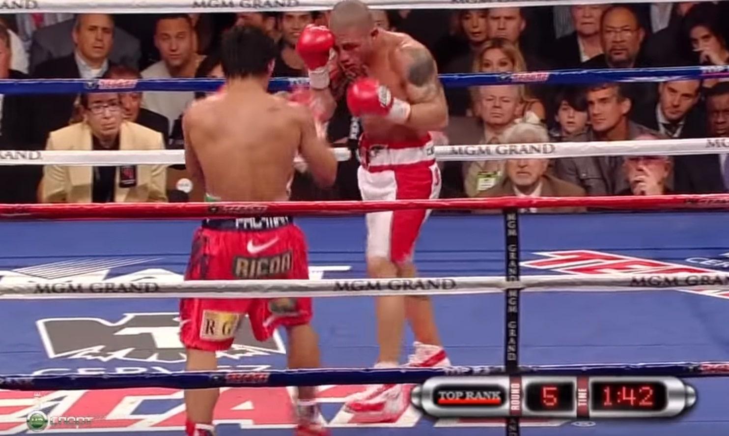 Брейк в боксе